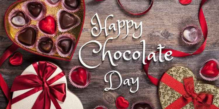 Happy Chocolate Day Wishes, Greetings, Messages For your Valentine