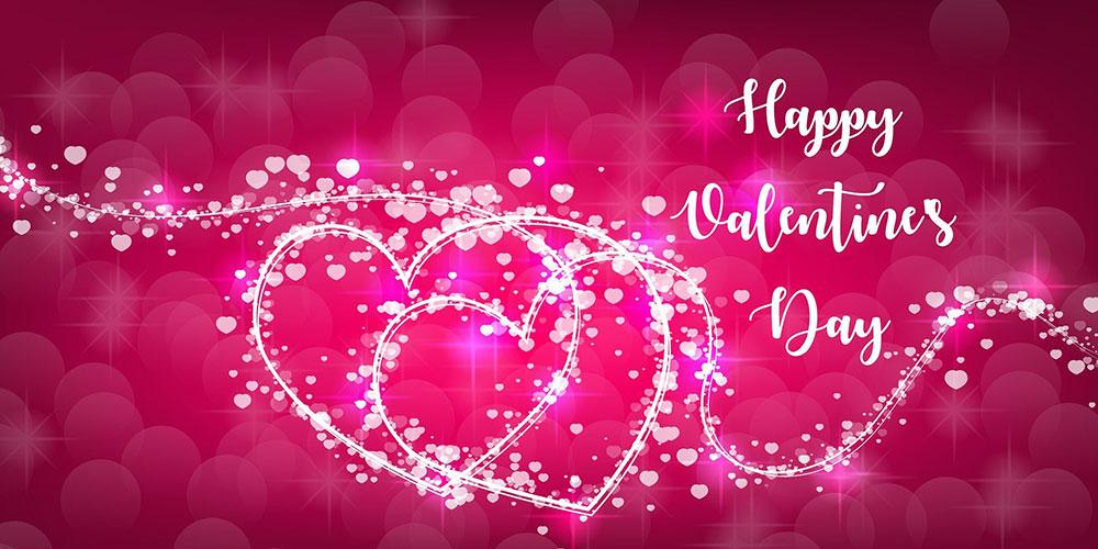 Happy Valentines day message wishes