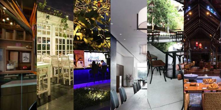 Romantic Restaurant For Couples In Bangalore