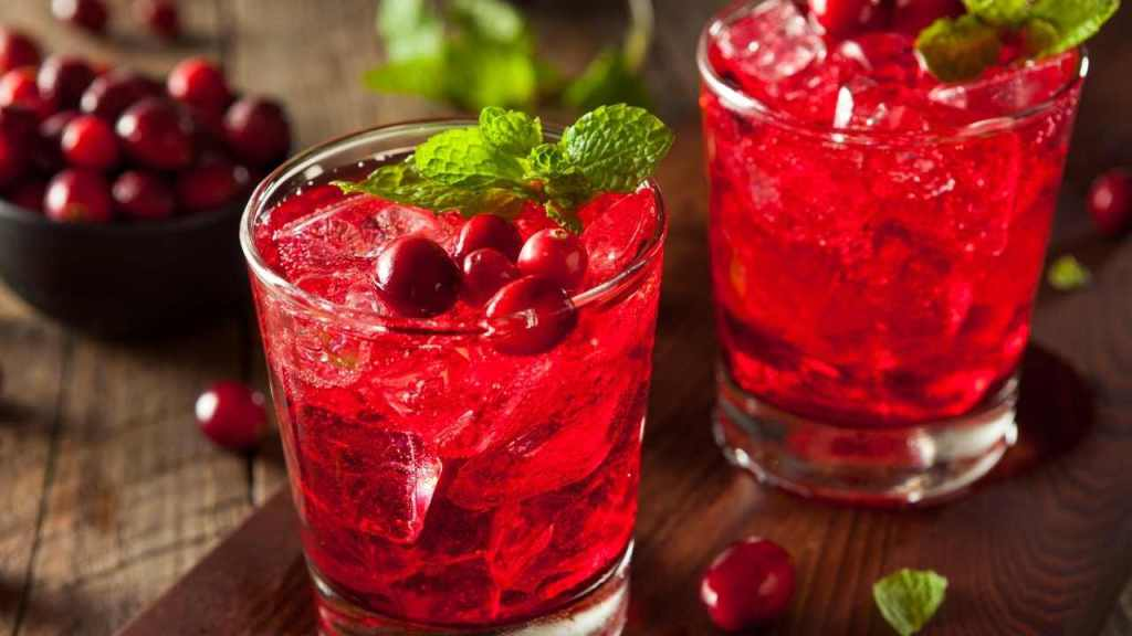Cranberry Juice - Kidney Cleaning Foods