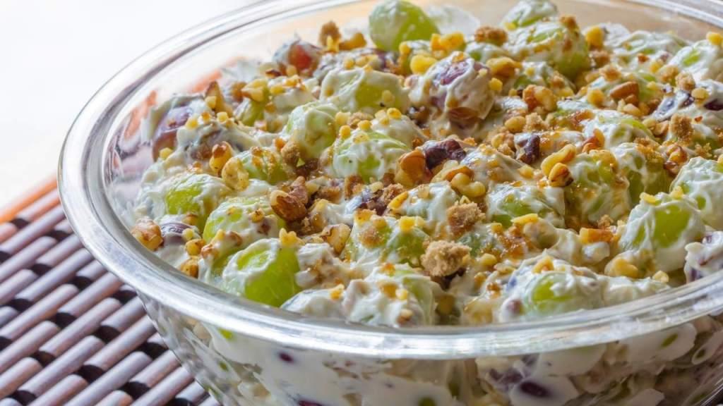 Grapes Salad
