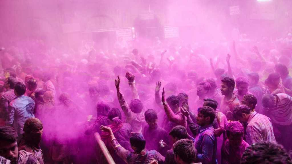 Holi Colors Safety Tips And Precautions