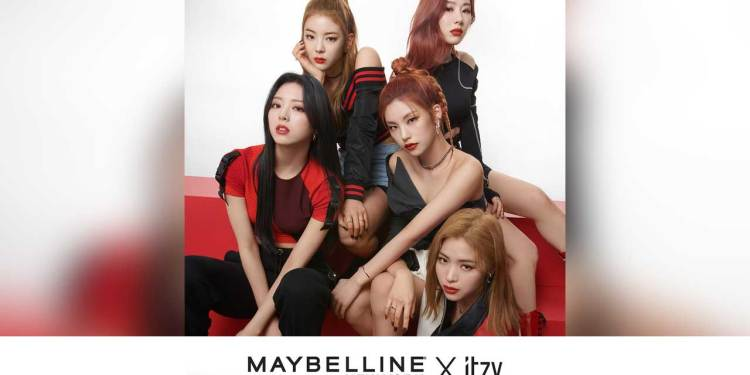 Maybelline New York Announces ITZY As Global Spokesmodels