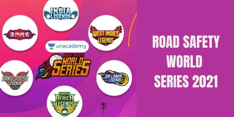 ROAD SAFETY WORLD SERIES 2021