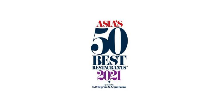 The Chairman in Hong Kong Takes No.1 Spot at Asia's 50 Best Restaurants 2021 Awards
