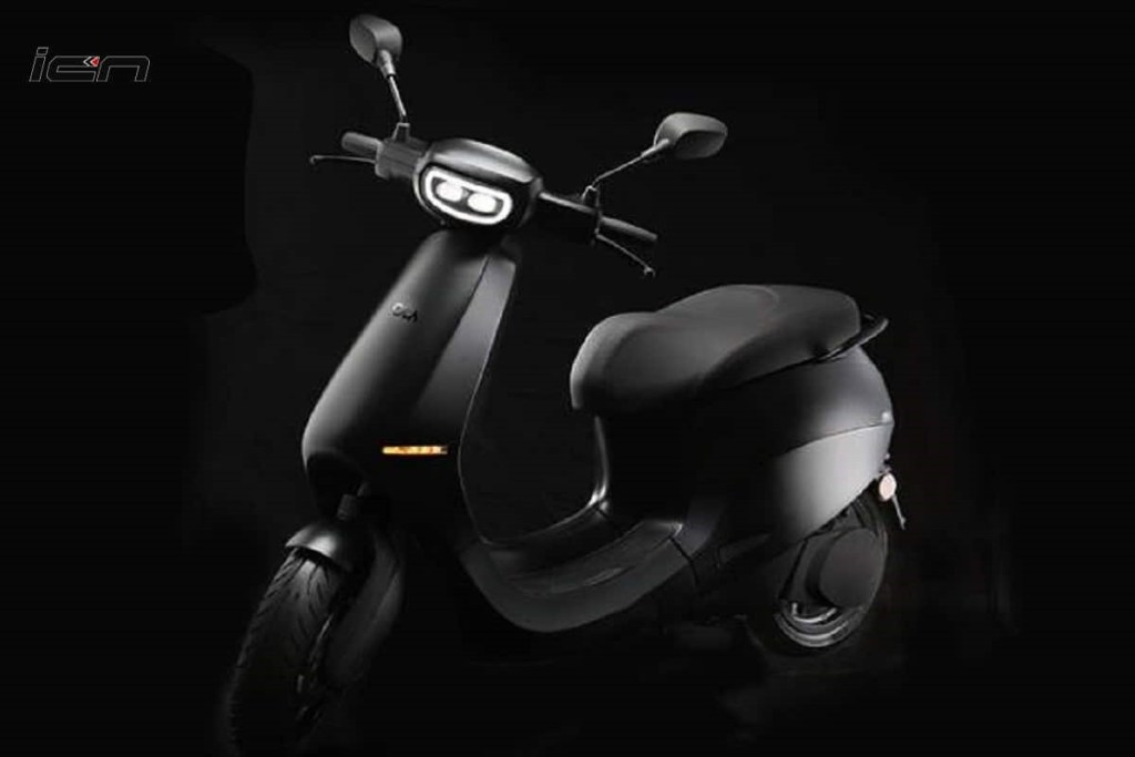 high-performance e-scooter