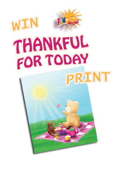 Thankful-for-Today Print