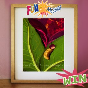 CATERPILLARS DREAM GIVEAWAY