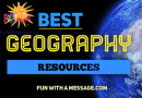 The Best Geography Resources