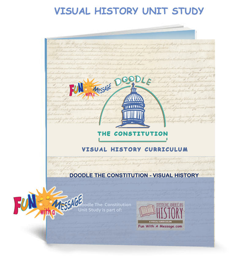 Doodle the constitution visual history