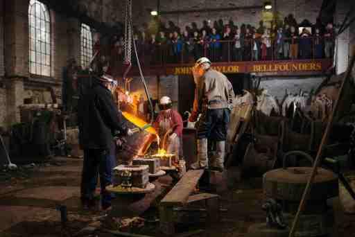 Casting bells