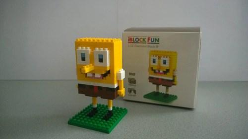 Miniblock Spongebob