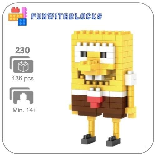 Miniblock Spongebob Squarepants