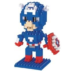 Miniblock Marvels Captain America