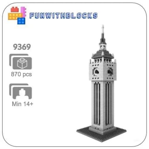 Miniblock Big Ben Londen 870 minibricks