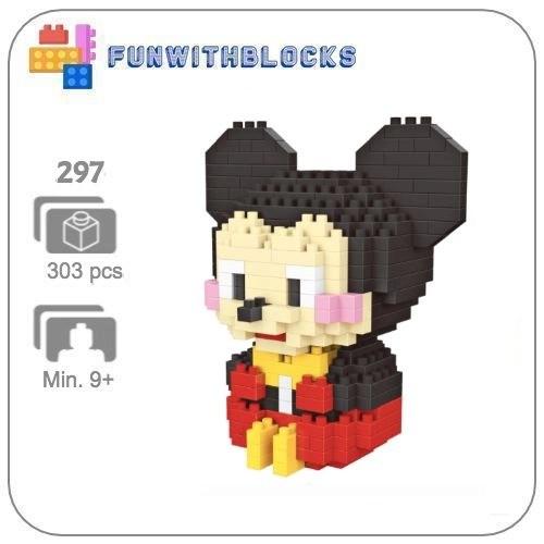 LNO Baby Mickey - 303 minibricks