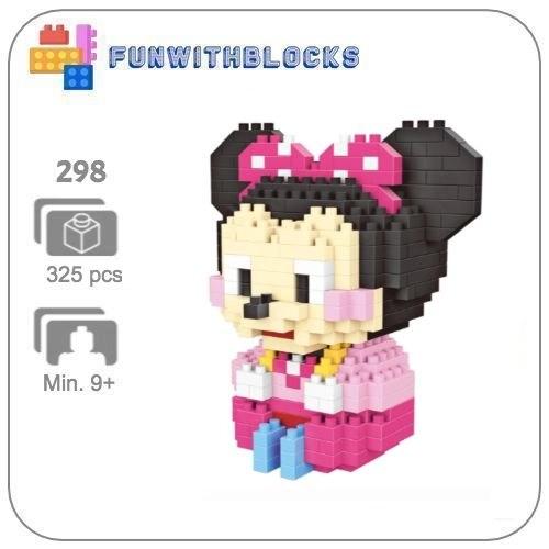 LNO Baby Minnie - 325 minibricks
