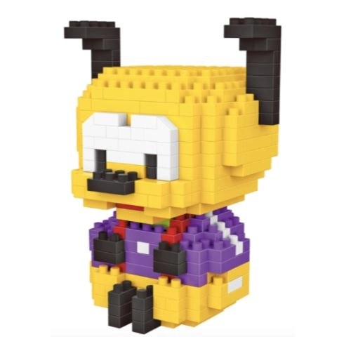 LNO Baby Pluto miniblock - Donald Duck - 278 mini blocks