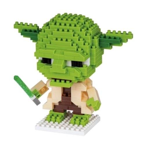LNO Yoda miniblock - Star Wars - 267 mini blocks