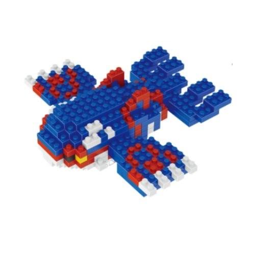 LNO Kyogre miniblock - Pokémon - 221 mini blocks