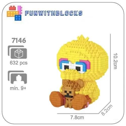 Baby Pino - 632 miniblocks