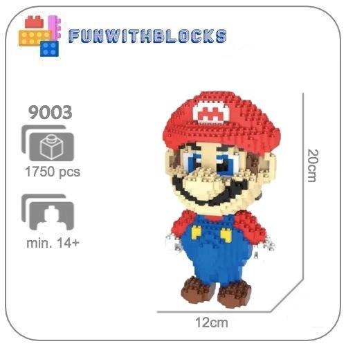 HC Magic Mario - 1750 miniblocks