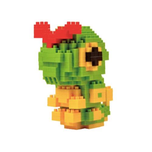 LNO Caterpie miniblock - Pokémon - 309 mini blocks