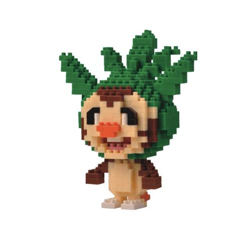 LNO Chespin miniblock - Pokémon - 339 mini blocks