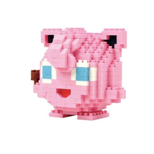 LNO Jigglypuff miniblock - Pokémon - 319 mini blocks