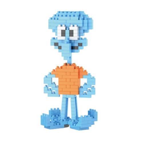 LNO Octo Tentakel miniblock - SpongeBob SquarePants - 232 mini blocks