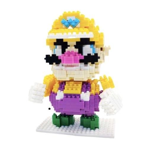 Chakra Wario miniblock - Super Mario- 580 mini blocks