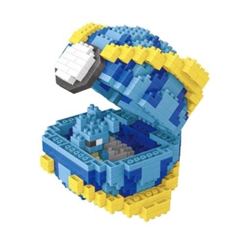 Wise Hawk Pokeball Lapras miniblock - Pokémon - 583 mini blocks