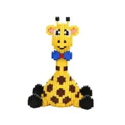 Balody Zittende Giraffe miniblock - 1250 mini blocks