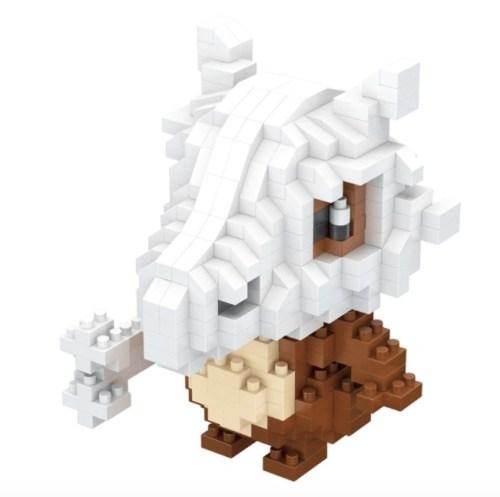 LNO Cubone miniblock - Pokémon - 342 mini blocks