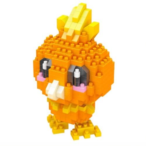 LNO Torchic miniblock - Pokémon - 323 mini blocks