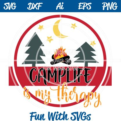 Camplife is my therapy