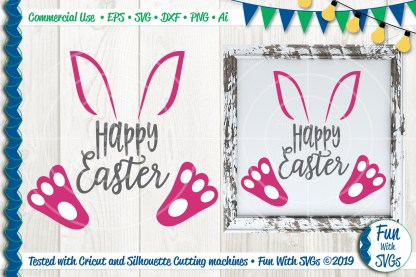 Happy Easter Bunny Project Idea Image