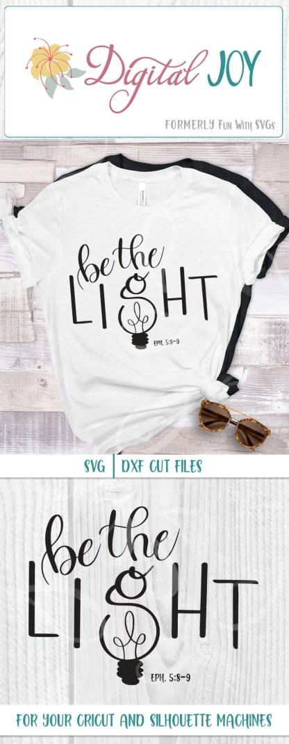Be the Light Digital Joy Project Idea Image
