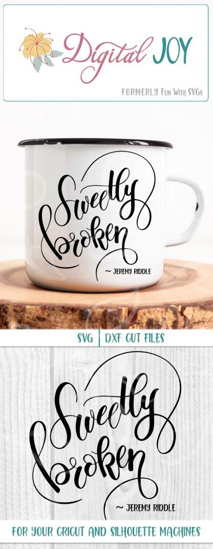 Sweetly Broken Product Sample Image