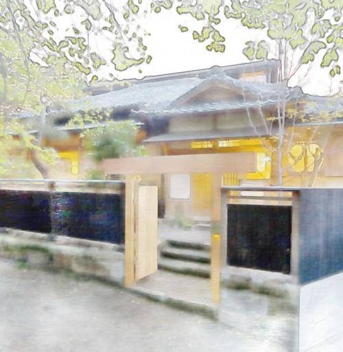 貸し切り古民家、日本家屋
