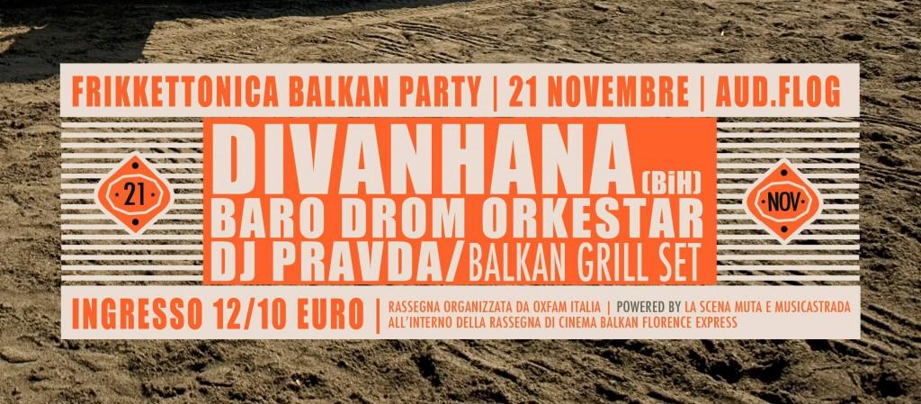 6 motivi per andare al Balkan Florence Express