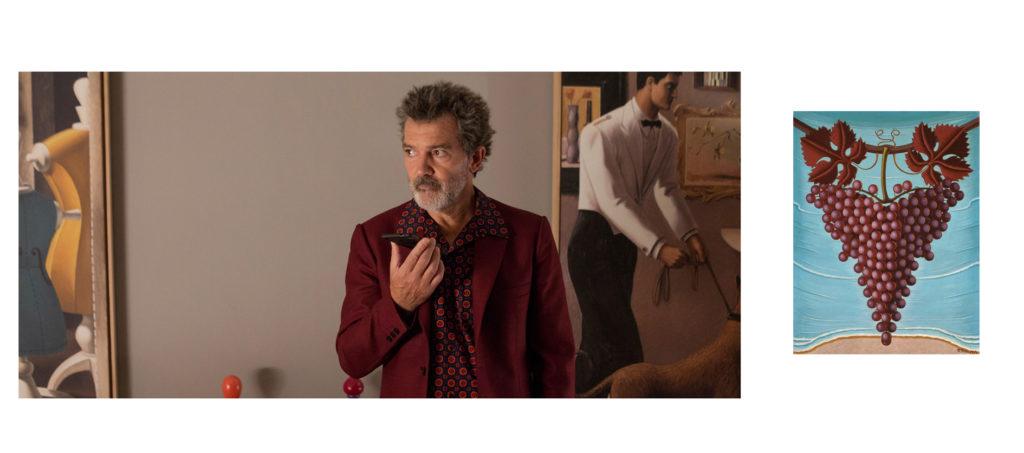 Scena tratta da Dolor Y Gloria di Pedro Almodovar