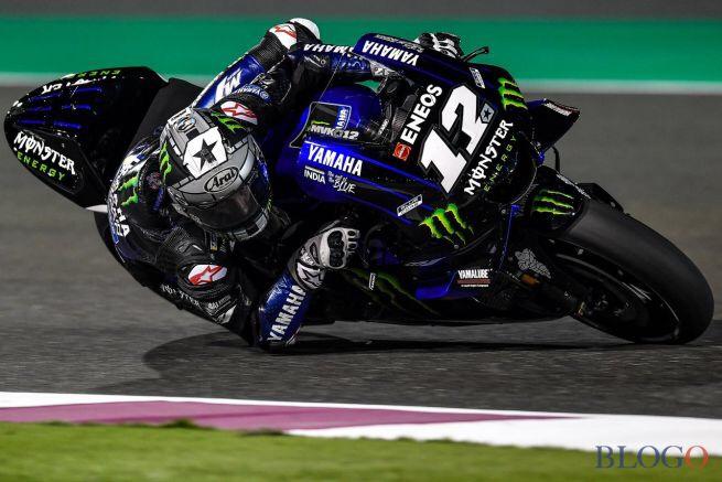 MotoGP | Day 1 Qatar: Vinales vola, sorprende Rins!