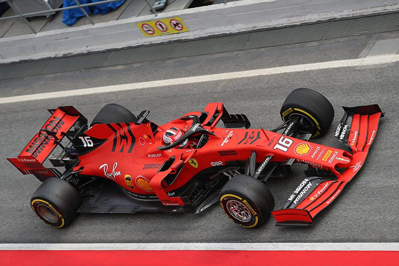 F1 |Day 2 Barcellona: Ferrari ancora al top!