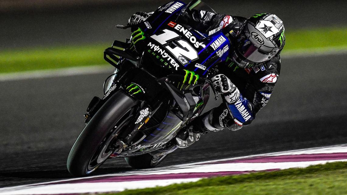 MotoGp   Vinales si prende la pole! Paradosso Yamaha, Rossi è 14esimo.