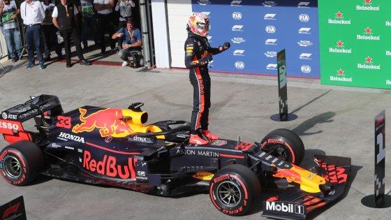 F1 | Le Pagelle di Interlagos: Ferrari choc, Verstappen è perfetto.
