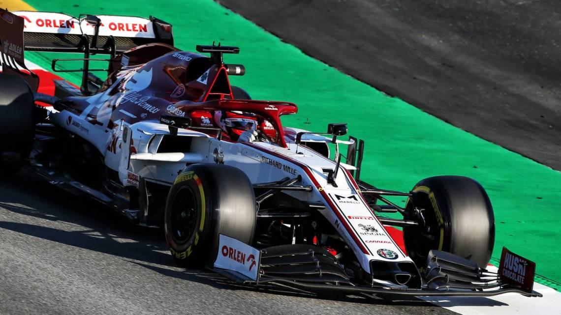 F1 | Test Barcellona Day 2: Raikkonen comanda, la Mercedes stupisce tutti col DAS