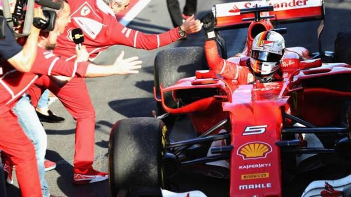 F1 | A volte anche chi domina sbaglia.