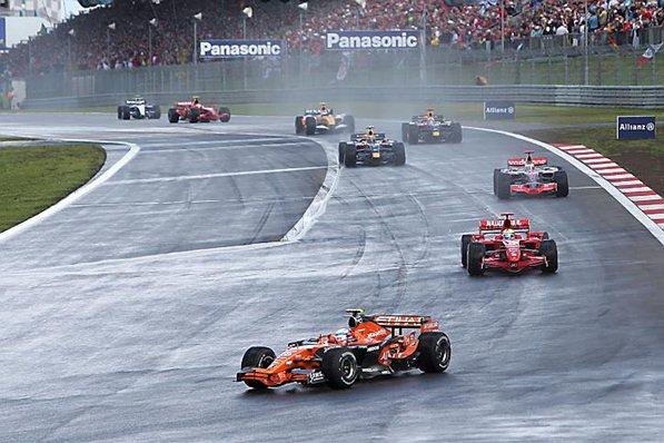 F1 | Il giorno di Marcus  Winkelhock.