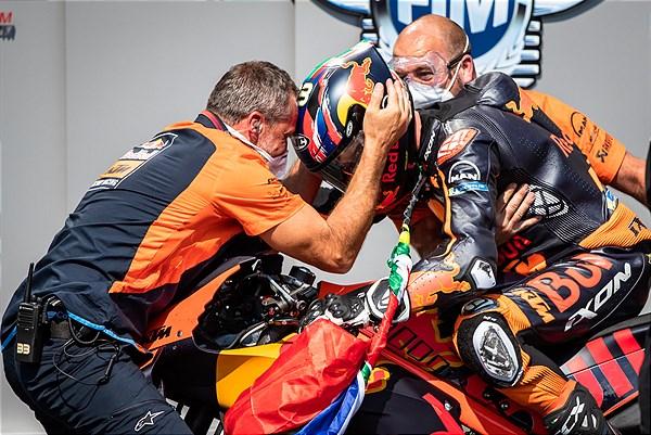 MotoGP | Le pagelle del Gran Premio di Repubblica Ceca: Sorpresa Binder, Quartararo e Vinales deludono.
